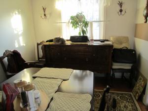 Kitchen & Walnut Dining Room Set
