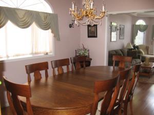 Zeitler Antique Oak Table