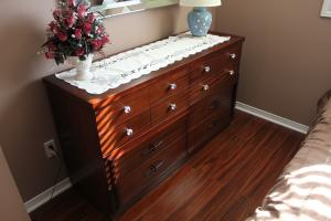 Janice Laswick Modern Mahogany Dresser