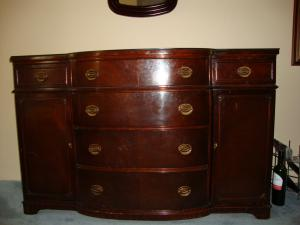Whitehouse Mahogany Furniture